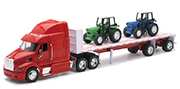 NEW-RAY - 10283A - Peterbilt 387 with