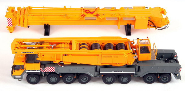 Mobile Crane Questions And Answers : Liebherr ltm mobile crane by ycc models
